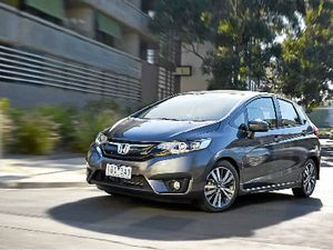 Cheap and cheerful 2014 Honda Jazz finds love